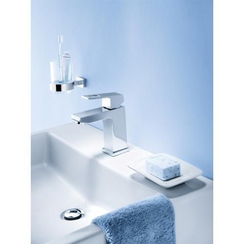 grohe eurocube mitigeur de lavabo chrom 23132000. Black Bedroom Furniture Sets. Home Design Ideas