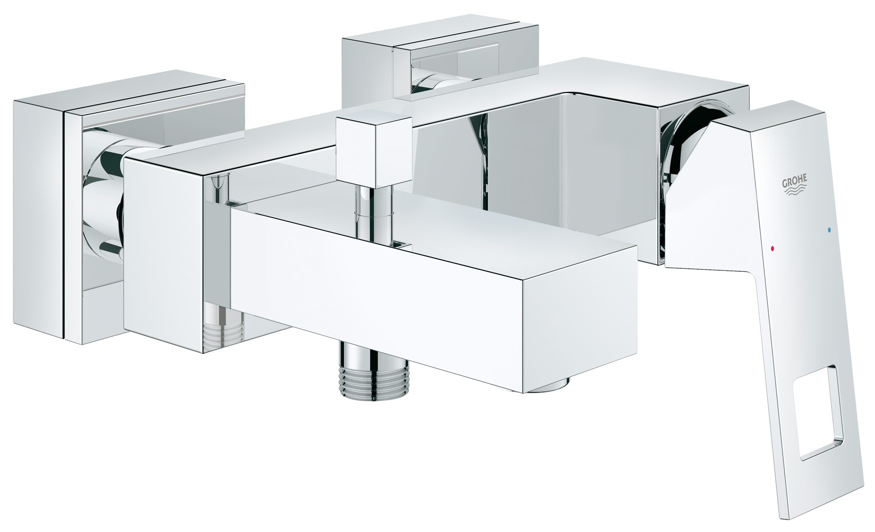 grohe mitigeur bain douche eurocube 23140000. Black Bedroom Furniture Sets. Home Design Ideas