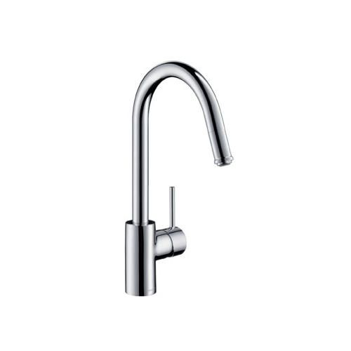 hansgrohe talis s variarc mitigeur cuisine chrom avec bec extractible 14872000. Black Bedroom Furniture Sets. Home Design Ideas